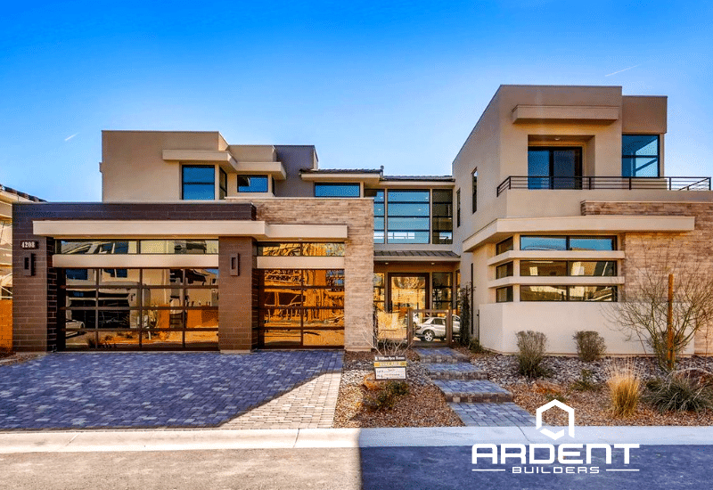 Custom Luxury New Home Construction - Ardent Builders